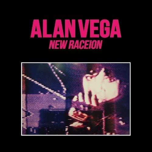 ALAN VEGA-New Raceion-Vinyl Lp-Brand new/Still Sealed-LAS_05