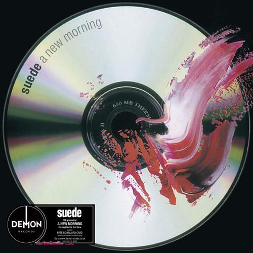 SUEDE-A New Morning-Vinyl Lp-Brand new/Still Sealed-LAS_128