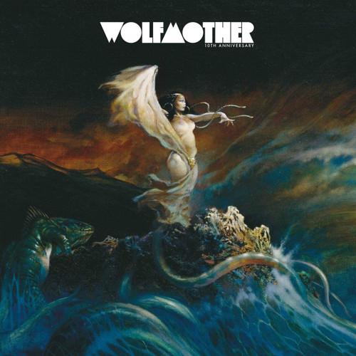 WOLFMOTHER-Wolfmother-Vinyl Lp-Brand new/Still Sealed-LAS_153