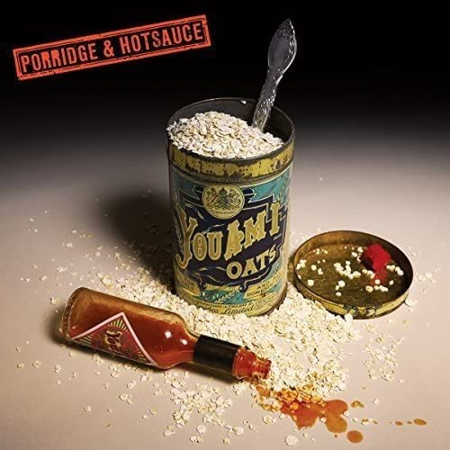 YOU AM I-Porridge And Hot Sauce-Vinyl Lp-Brand new/Still Sealed-LAS_157
