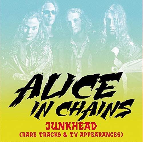 ALICE IN CHAINS-Junkhead (Rare Tracks & TV Appearances)-Vinyl Lp-Brand new/Still Sealed-LAS_06
