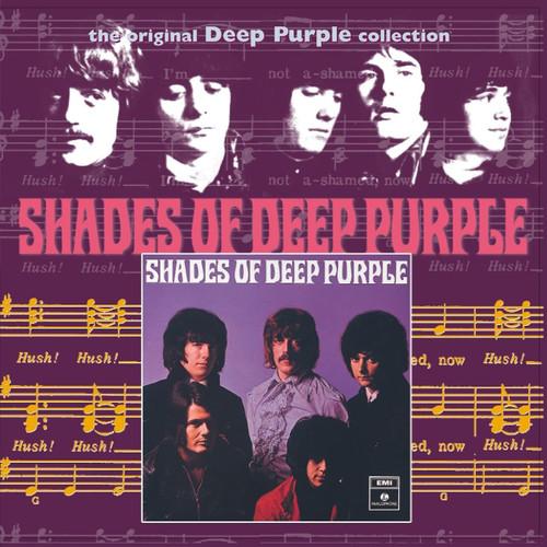 DEEP PURPLE-Shades Of Deep Purple (Stereo)-Vinyl Lp-Brand new/Still Sealed-LAS_37