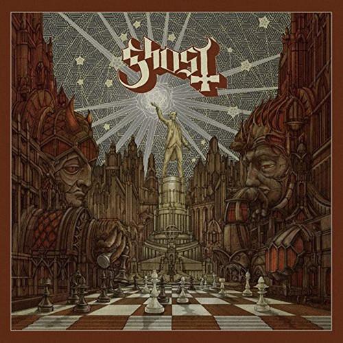 GHOST-Popestar-Vinyl Lp-Brand new/Still Sealed-LAS_47