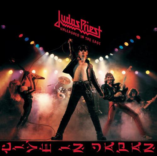 JUDAS PRIEST-Unleashed In The East  Live In Japan-Vinyl Lp-Brand new/Still Sealed-LAS_66