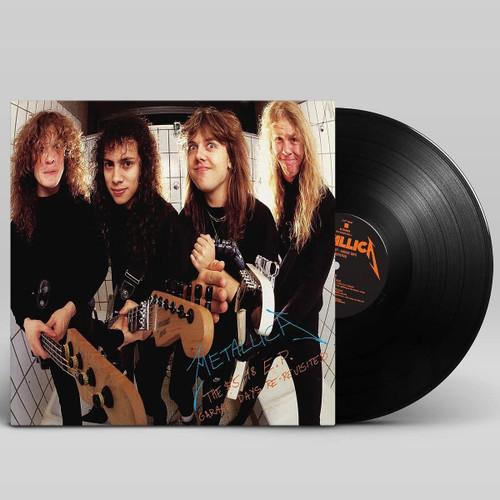 METALLICA-The 5.98 EP / Garage Days Re-Revisited-Vinyl Lp-Brand new/Still Sealed-LAS_77