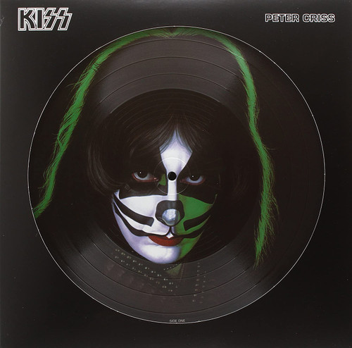 PETER CRISS (KISS)-Kiss-Vinyl Lp-Brand new/Still Sealed-LAS_83