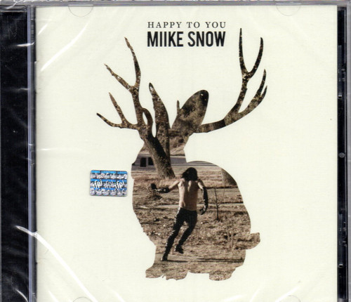 Miike Snow - Happy To You CD-Brand New-Still Sealed