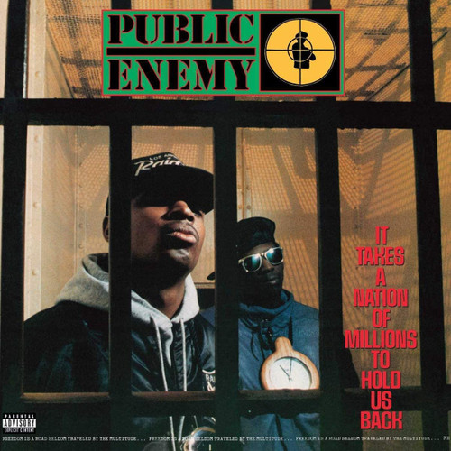 PUBLIC ENEMY-It Takes A Nation Of Millions To Hold Us-Vinyl Lp-Brand new/Still Sealed-LAS_88