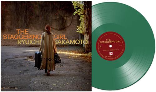 RYUICHI SAKAMOTO-The Staggering Girl - Original Soundtrack-Vinyl Lp-Brand new/Still Sealed-LAS_107