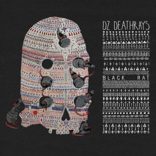 DZ Deathrays-Black Rat-Vinyl LP Brand New/Still Sealed