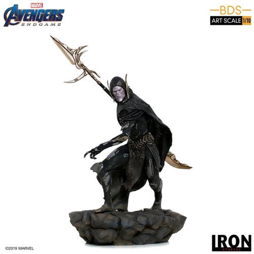 Avengers 4: Endgame - Corvus Glaive 1:10 Scale Statue-IRO06774-IRON STUDIOS