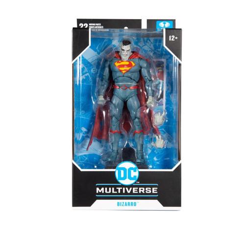 "Superman - Bizarro DC Rebirth 7"" Action Figure-MCF15145-MCFARLANE TOYS"