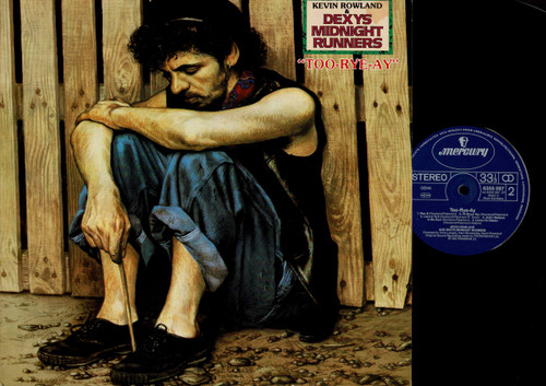 Kevin Rowland & Dexys Midnight Runners-Too-Rye-Ay-VINYL LP-USED-RELP_1407