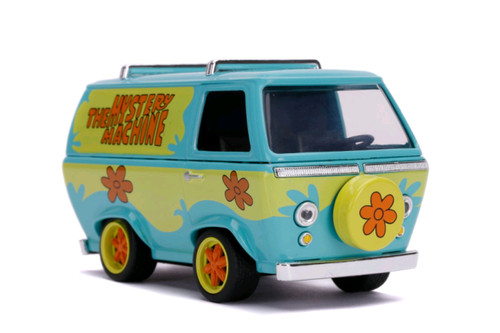 Scooby Doo - Mystery Machine 1:32 Scale Hollywood Ride-JAD32040-JADA TOYS