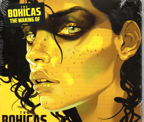 BOHICAS, THE-Making Of, The-CD-Brand New-Still Sealed