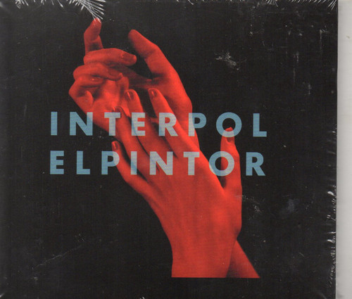 Interpol-Elpintor CD -Brand New-Still Sealed