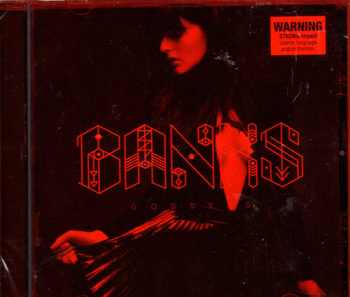 Banks-Goddess CD -Brand New-Still Sealed