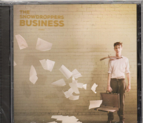SNOWDROPPERS, THE-Business-CD-Brand New-Still Sealed