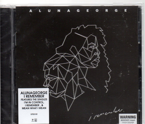 ALUNAGEORGE-I Remember CD-Brand New-Still Sealed