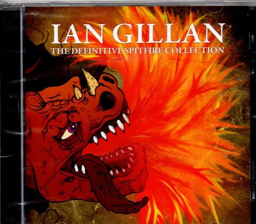 Ian Gillan-Definitive Spitfire.. CD-Brand New-Still Sealed