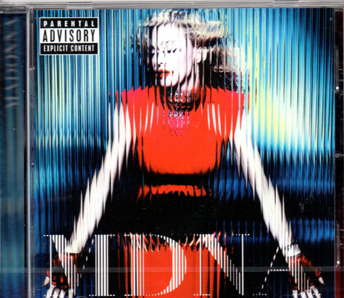 Madonna - M.D.N.A CD-Brand New-Still Sealed