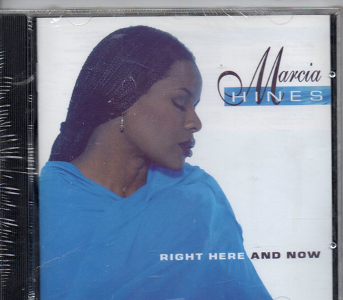 MARCIA HINES-Right Here And Now CD-Brand New-Still Sealed