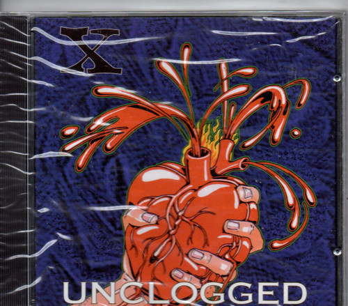 X-Unclogged CD-Brand New-Still Sealed