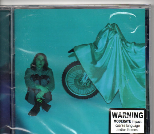 Allday-Speeding CD-Brand New-Still Sealed