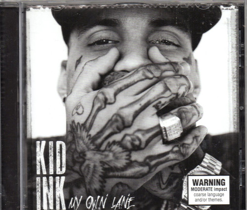 Kid Ink-My Own Lane CD -Brand New-Still Sealed