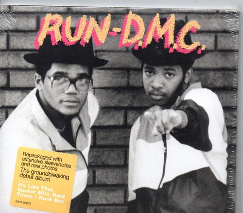 RUN D.M.C.-Run D.M.C. CD-Brand New-Still Sealed
