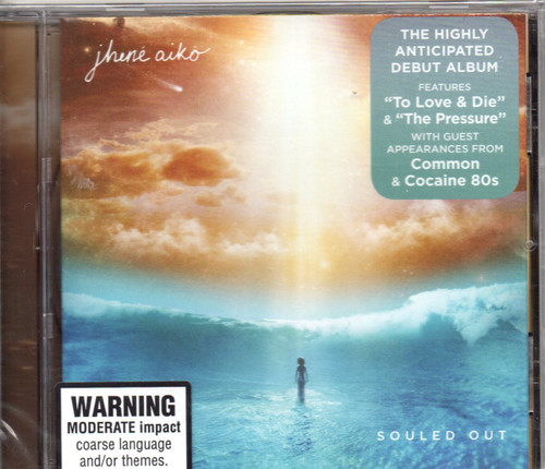 AIKO, JHENE-Souled Out-CD-Brand New-Still Sealed