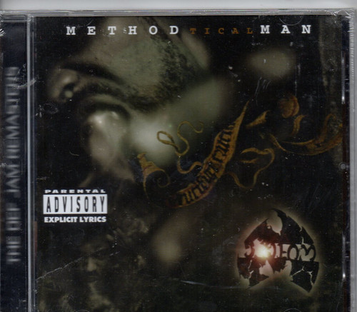 METHOD MAN-Methodtical Man CD-Brand New-Still Sealed