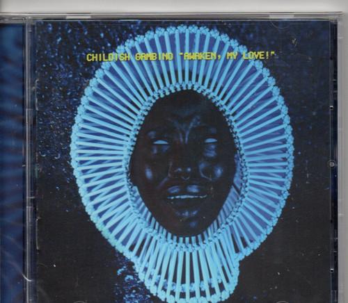 """Childish Gambino-""""Awaken, My Love!"""" CD-Brand New-Still Sealed"""