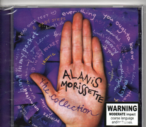 Alanis Morissette-the collection CD-Brand New-Still Sealed