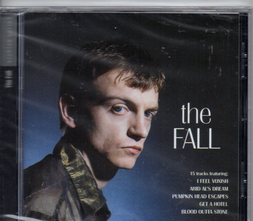FALL-Archive Series -CD-Brand New-Still Sealed