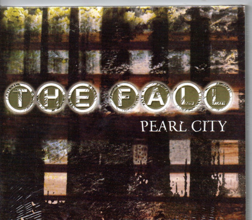 FALL-Pearl City-CD-Brand New-Still Sealed