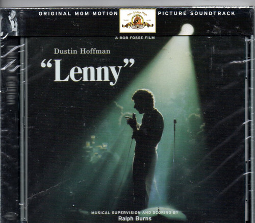 LENNY-Original Soundtrack   CD-Brand New-Still Sealed