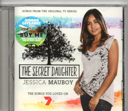 Jessica Mauboy-The Secret Daughter CD-Brand New-Still Sealed