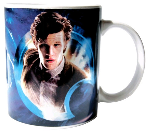 Doctor Who - Eleventh Doctor (Matt Smith) Mug-WESDR82