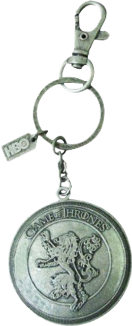 Game of Thrones - Lannister Shield Keychain-SDTHBO02293