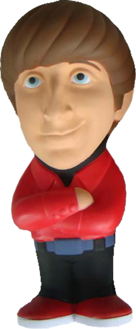 The Big Bang Theory - Howard Stress Doll-SDTWRN02015