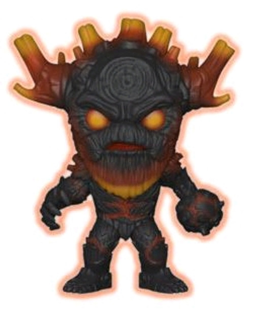 Contest of Champions - King Groot Glow US Exclusive Pop! Vinyl [RS]-FUN26845