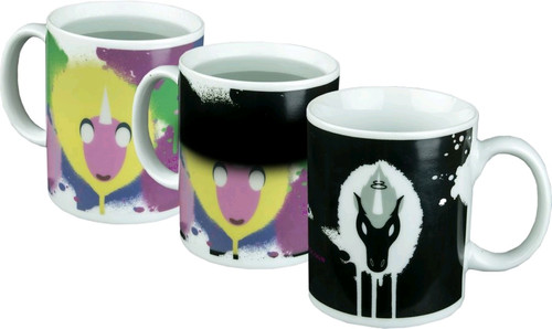 Adventure Time - Lord and Lady Heat Changing Mug-IKO0798