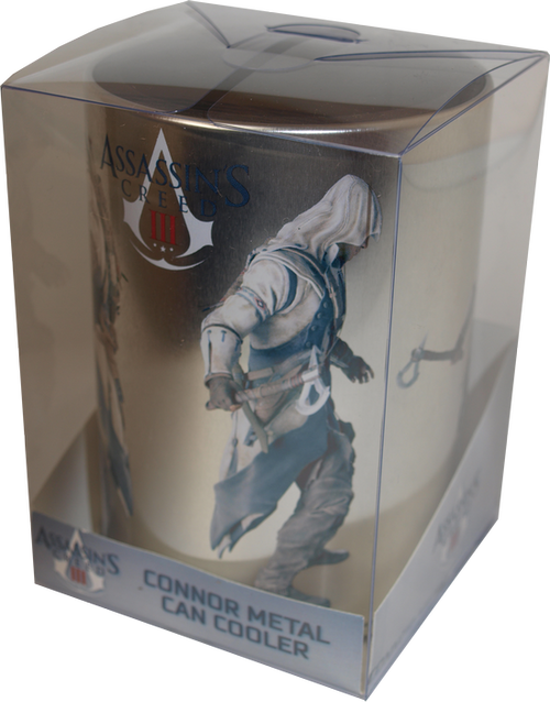 Assassin's Creed 3 - Connor Metal Can Cooler-IKO0433