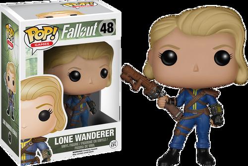 Fallout - Lone Wanderer Female Pop! Vinyl-FUN5849