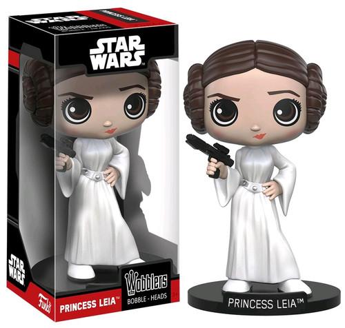 Star Wars - Princess Leia-Bobble Head-Wacky Wobbler