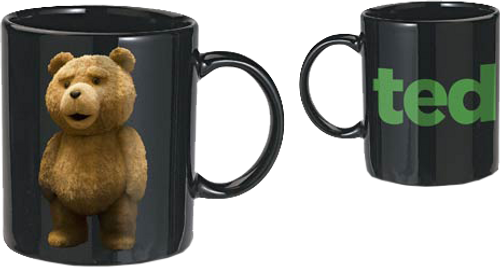 Ted - Coffee Mug with Sound-CTN95252