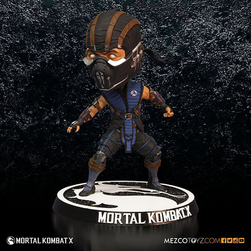 Mortal Kombat - Sub-Zero Bobble Head-MEZ89261