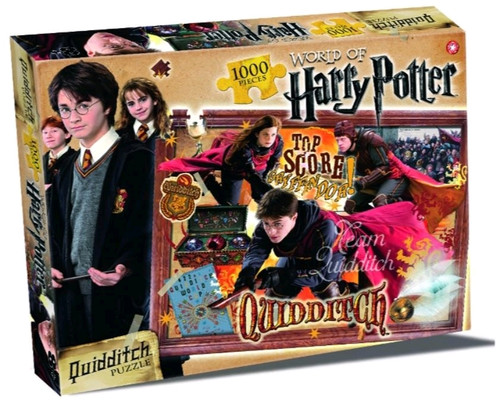 Harry Potter - Quidditch 1000 piece Puzzle-WIN002497