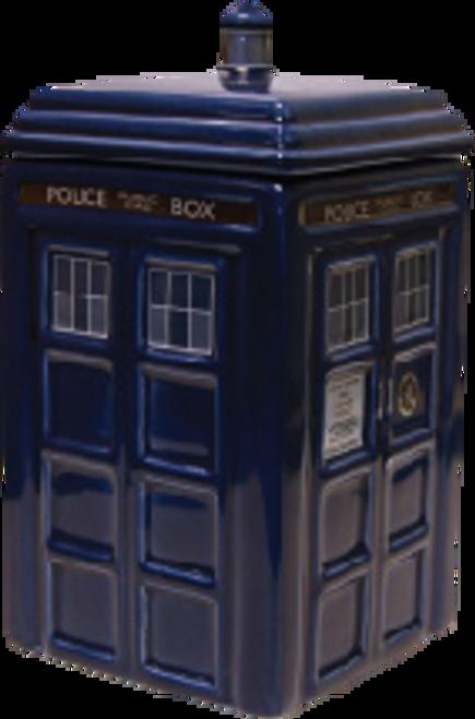 Doctor Who - TARDIS Ceramic Money Bank-WESDR163